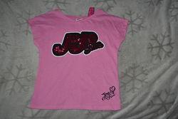новая футболка Jojo siwa 8-9 лет рост 128-134 Англия