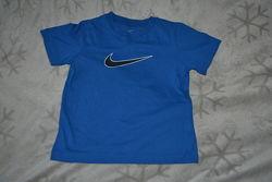 футболка Nike на 6 лет рост 116 оригинал