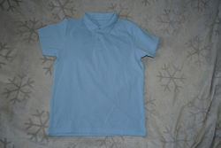 новая футболка поло TU на 10 лет рост 140