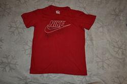 футболка Nike 10-12 лет рост 146-152  оригинал