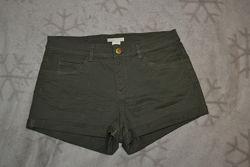 джинсовые шорты H&M размер М-38