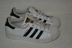кроссовки adidas 24.5 38 размер оригинал кожа