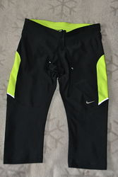 новые лосины капри Nike running S-M 36-38 размер