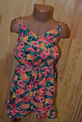 майка туника Primark 8-9 лет рост 128-134 Англия