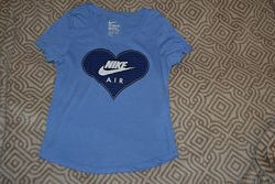 футболка Nike air 8-10 лет рост 128-140