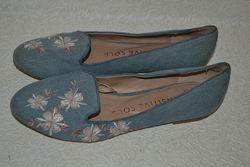 туфли F&F 24.5 см 38 размер Англия
