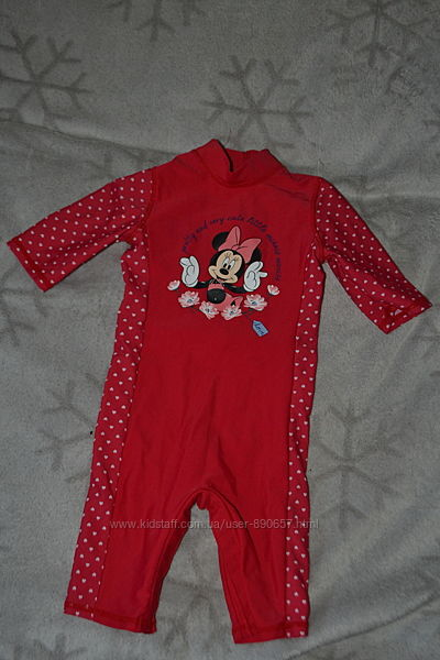 солнцезащитный костюм Disney-Mothercare 12-18 мес рост 80-86