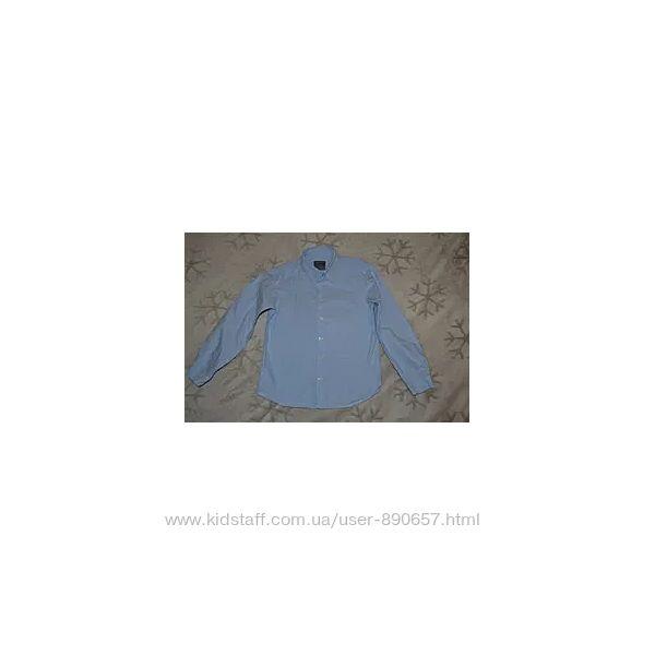 Рубашка Primark 8-9 лет рост 128-134 Англия