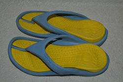 Вьетнамки шлёпанцы Crocs 12-13 оригинал 21 см 32 размер
