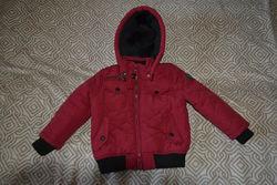 Демисезонная курточка TU 3-4 года рост 98-104 Англия