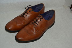 кожаные туфли Next 23.5 cм 36-37 размер Англия