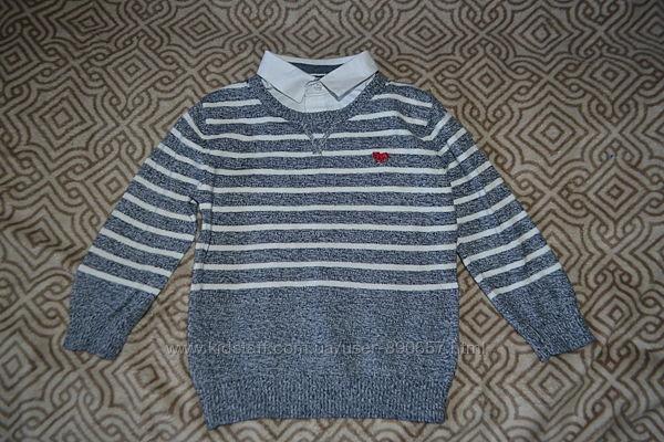 свитер Jasper Conran 2-3 года рост 98 Англия