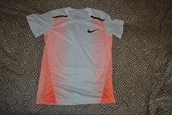 темро футболка Nike dri fit 10-12 лет рост 140-152