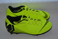 копы копочки Nike mercurial 22 см 34 размер