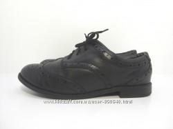 Детские кожаные туфли M&S р. 34