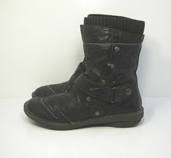 Детские утепленные ботинки BATA р. 35