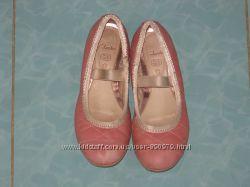 Туфли балетки CLARKS р. 31-32 стелька 20, 5 см
