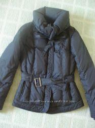 куртка на пуху мехх