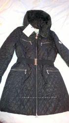 пальто  жен. moncler 46-48размер.