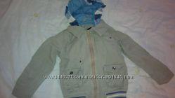 куртка деми рост116