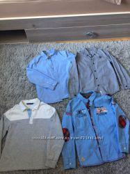 рубашка рост 128-134