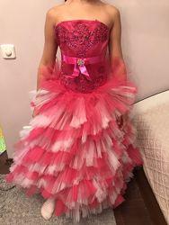 платье рост 134-146