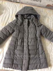 пальто рост-116