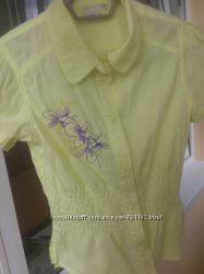 Яркая легкая рубашка Outventure