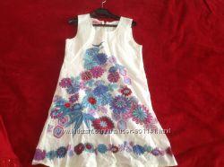 Платье хлопчатобумажное