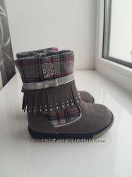 Демисезонные ботинки ТМ Blooms на девочку