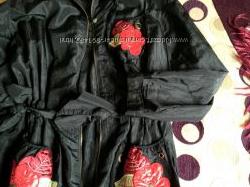 куртка ветровка нарядная 50-52