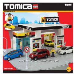 Куплю заправочную станцию TOMICA