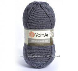 YarnArt Merino De Luxe 50