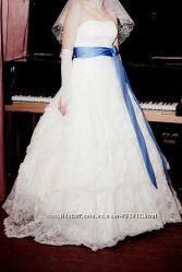 Свадебное платье. Размер42-46