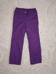 Супер деми штаны Lupilu на 4-5 лет р.110 в идеале