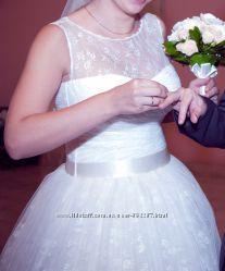 Свадебное платье Hadassa р. 48 M L