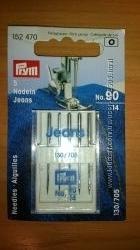 Продам иглы машинные сталь PRYM Германия