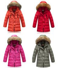 куртка  пуховик  для девочки  зима  отличного качества