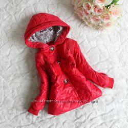 Яркая куртка для девочки осень - весна , 500грн