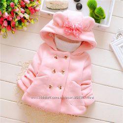 Пальто для девочки осень - весна , цена 500грн