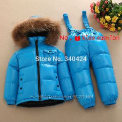 Зимний комплект детский куртка  комбинезон, очень теплый, 1650грн