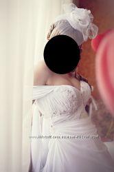 Продам очаровательное свадебное платье