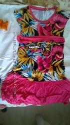 платье для лета, можно беременным