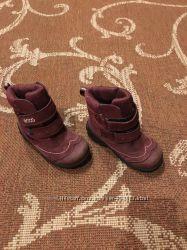 Ботинки экко блюмарин