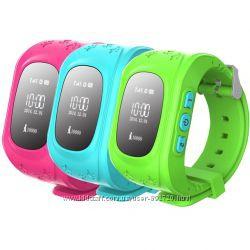 Детские умные gps часы Smart baby watch Q50 с трекером настройка, русский