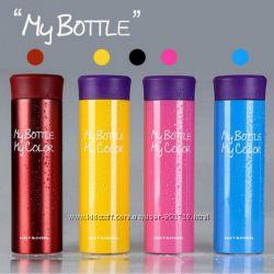 Термос My Bottle My Color 450 мл 100 оригинал MyBottl, Май Ботл