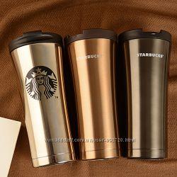 Термокружка Starbucks Smart Cup Старбакс термос с защелкой 500 мл