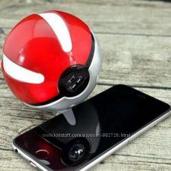 Павербанк внешний аккумулятор power bank Pokemon  Pokeball в подарок