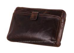 барсетка клатч мужской портмоне , из натуральной кожи