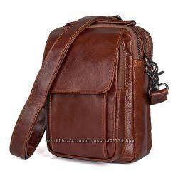 3e7f2c6a Мужская сумка барсетка Boss из натуральной кожи, 1450 грн. Мужские ...